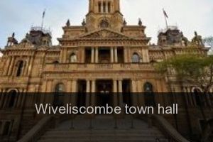 Wiveliscombe Town hall