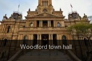 Woodford Town hall