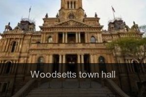 Woodsetts Town hall